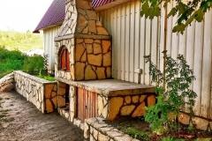 Lomljeni prirodni kamen struganik Kojić