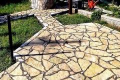 prirodni lomljeni kamen vrste