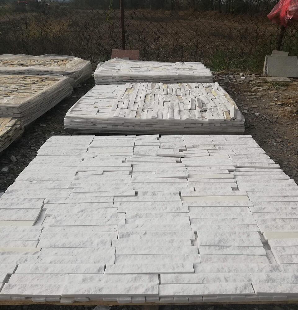 štanglice od kamena Bele