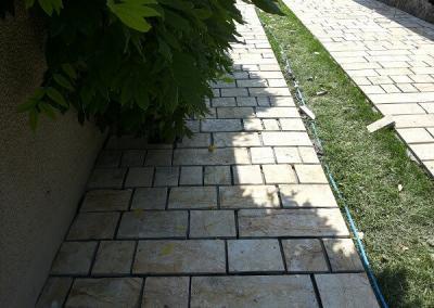 Sečeni kamen Struganik