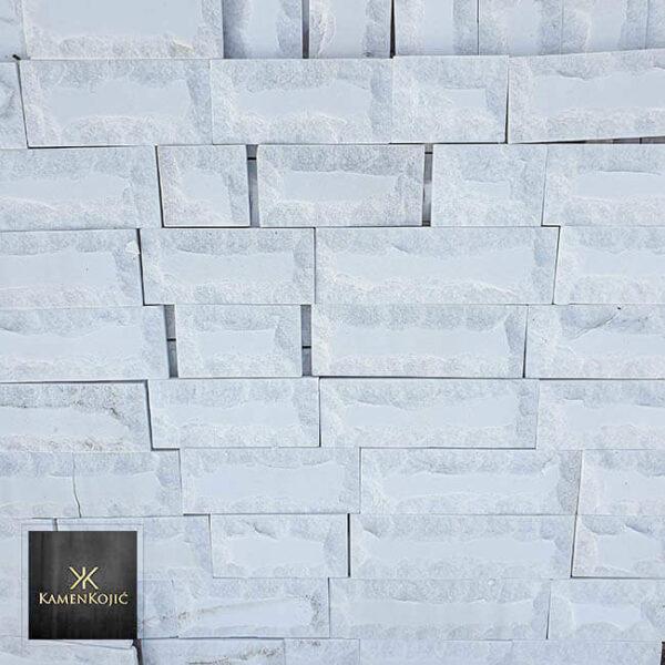 Beli krajc prirodni kamen