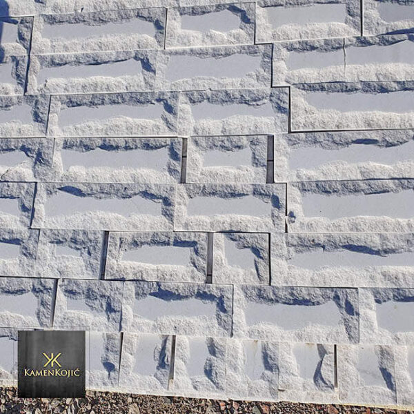 beli krajc kamen za ogradu
