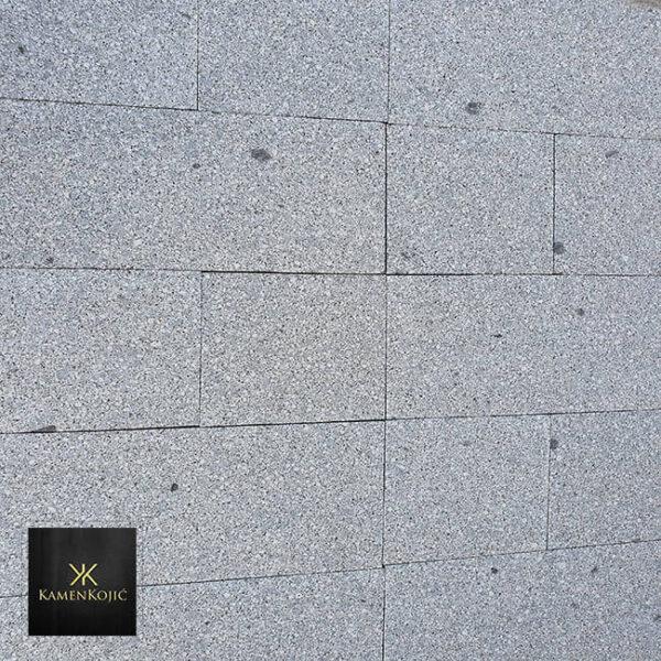 granit sečeni kamen za zid