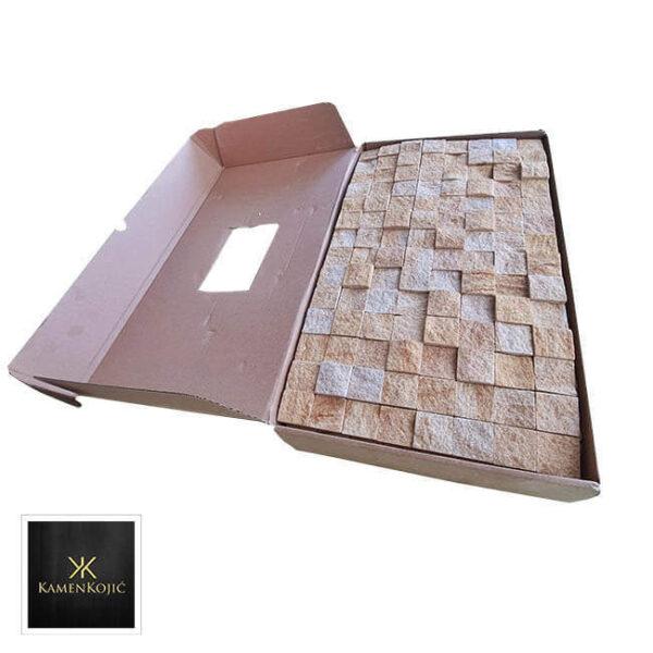 mozaik od kamena pakovanje