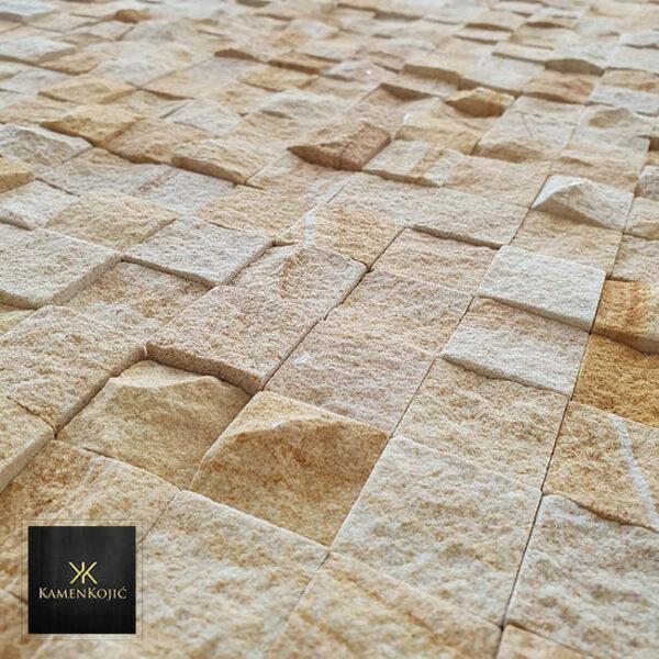 mozaik od kamena za fasadu