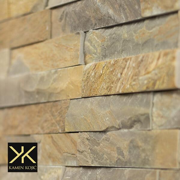 karamela dekorativni kamen štanglice