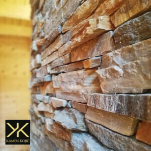 Suvi zid prirodni kamen