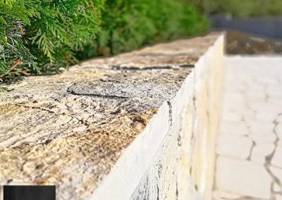 Prirodni kamen podzide