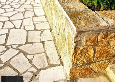 Prirodni kamen za podzide Beograd