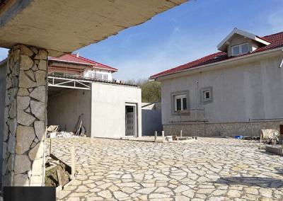 dvorište od kamen Beograd