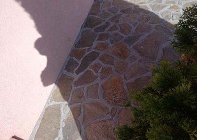 Prirodni kamen za oblaganje poda