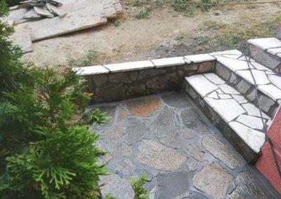 Prirodni kamen za staze Novi sad