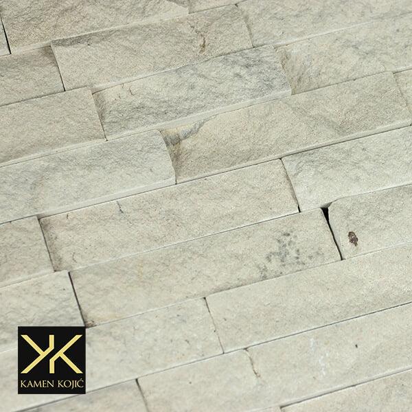 dekorativni kamen štanglice prljavo bele
