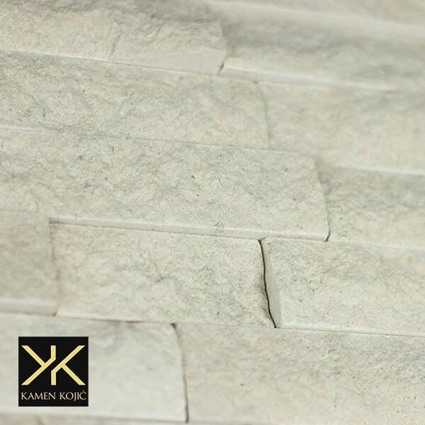 prljavo bele štanglice dekorativni kamen