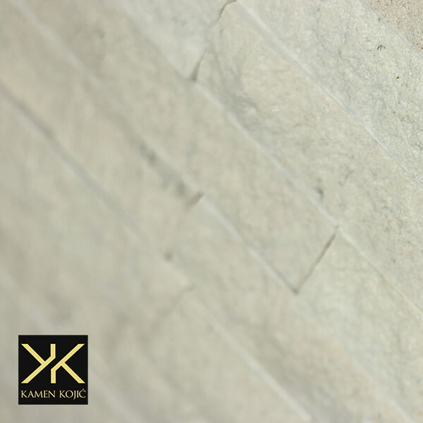 prljavo bele štanglice prirodni kamen