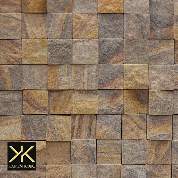 dekorativni kamen duga mozaik