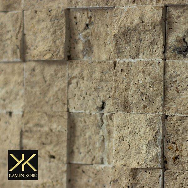 dekorativni kamen travertin mozaik