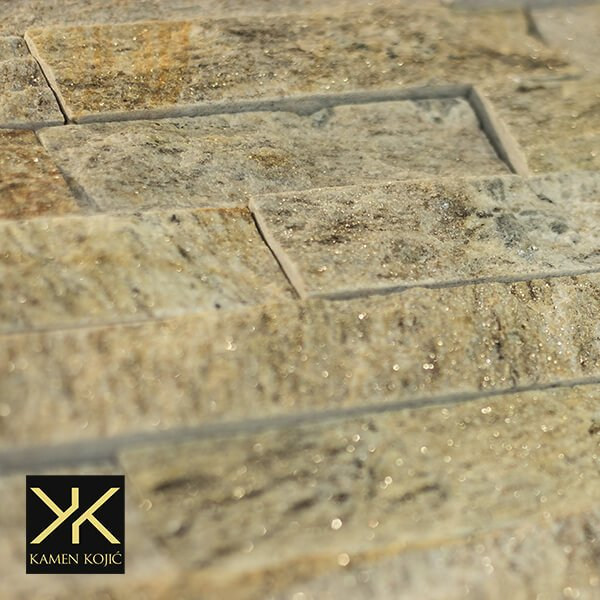 dekorativni kamen žuta tigrica