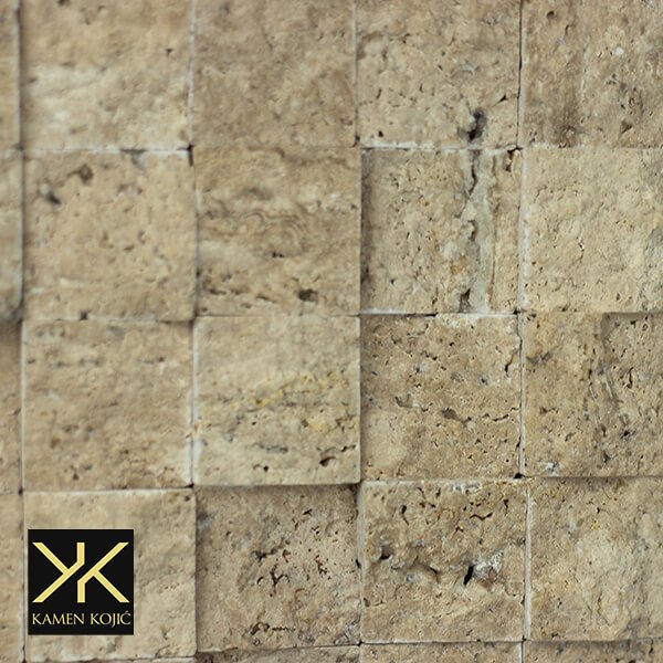 deokrativni kamen travertin mozaik