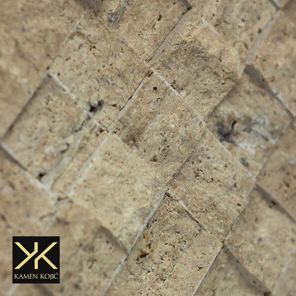 kamen travertin mozaik