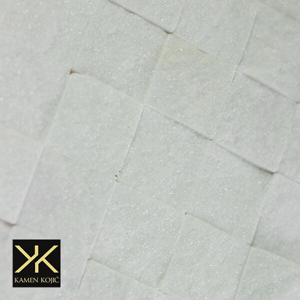 mozaik kamen beli mermer