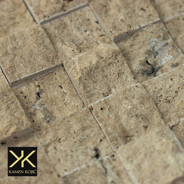 mozaik kamen travertin prirodni