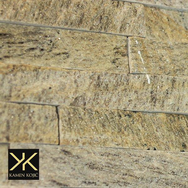 žuta tigrica štanglice od kamena