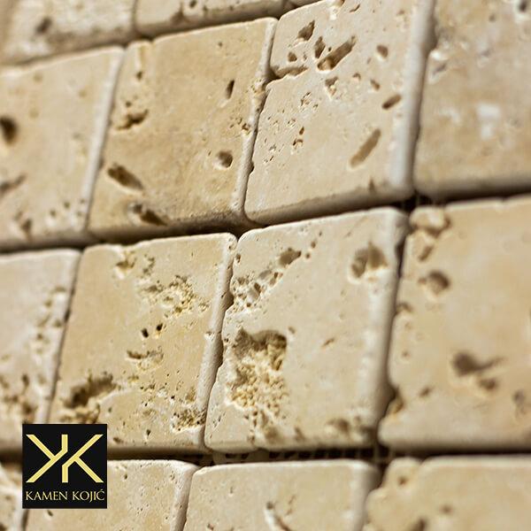 antika mozaik kamen