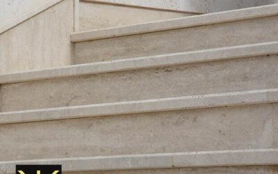 Gazišta za stepenice od kamena
