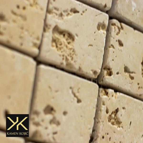 mozaik od kamena antika