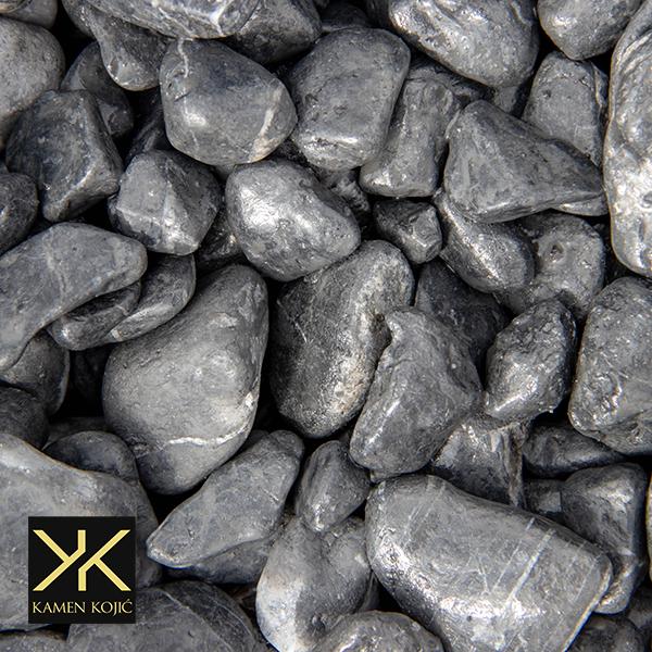 Crni oblutak kamen
