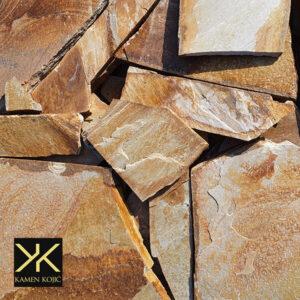 Mikonos kamen za staze